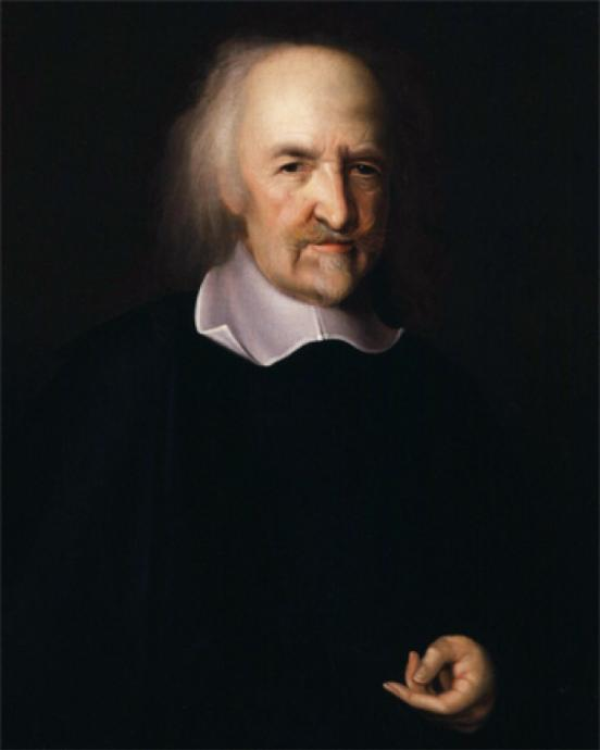 Hobbes saw human nature as brutish and short. Saw power as force and authority.