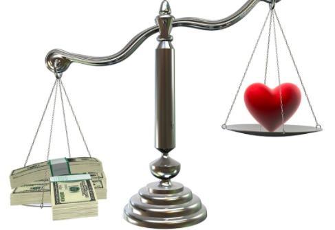 Understanding the classical dichotomy in Matthew 6:24 - God vs. Cash
