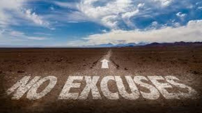 If There Are Many Excuses, There Is No Interest