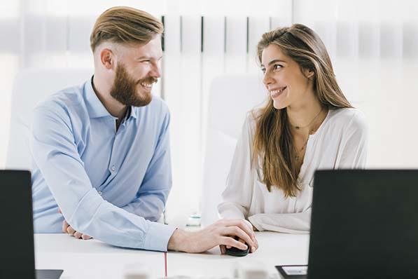 Male-Female Relationships in the Workplace