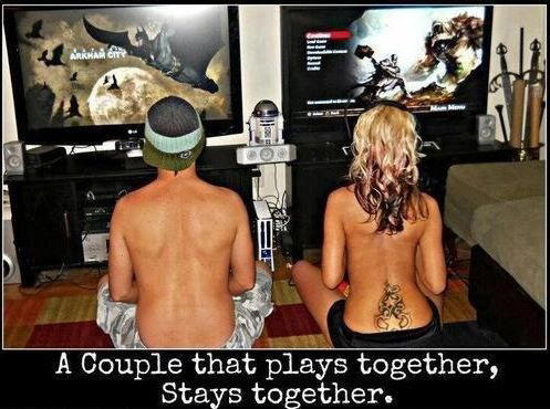 Reasons why I want to find a gamer girl