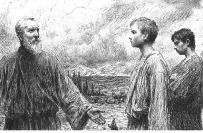What the Parable of the Two Sons Say About Human Nature (Matthew 21:28-32) Bible