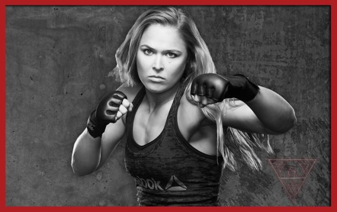 Ronda Rousey, MMA Fighter Champion