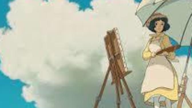 Athestics in Studio Ghibli's films I find pleasing.