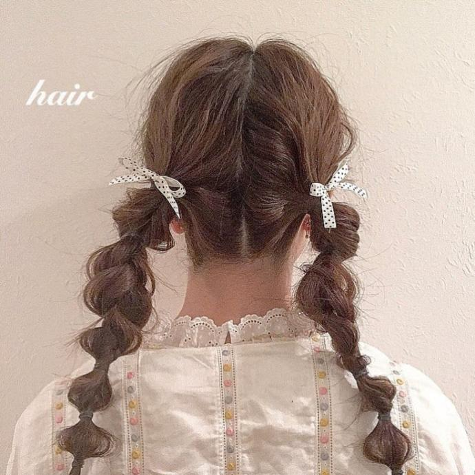 Nymphet Hairstyles (or just girly)