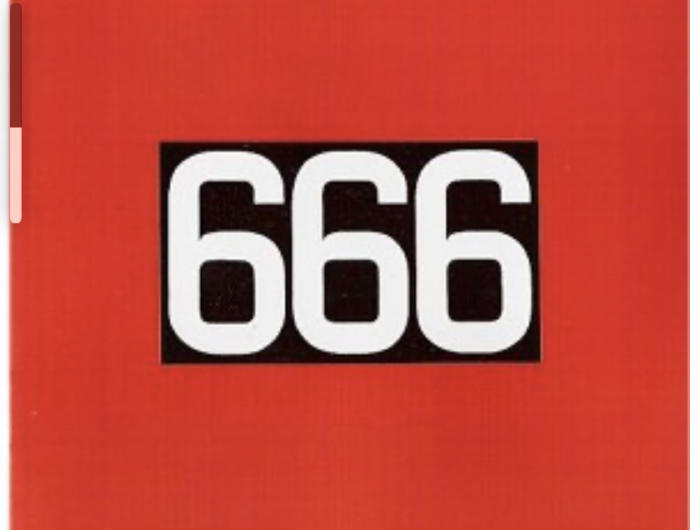 My revised and updated view of 666 in the bible