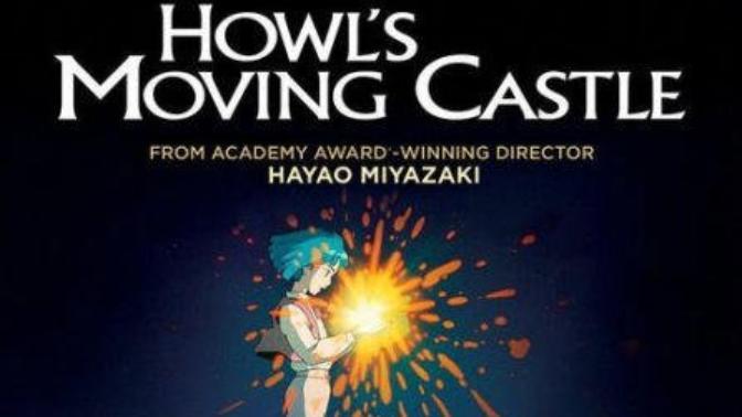 Stephen Reviews: Howl's Moving Castle