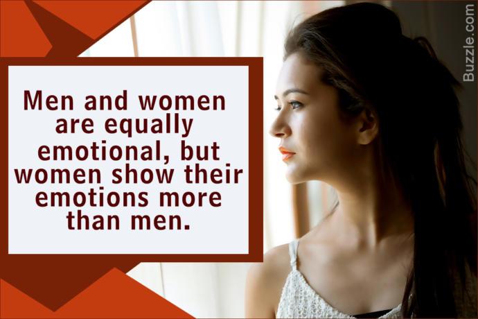 Men are not less empathetic than women!