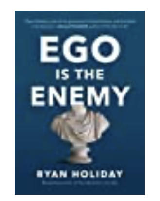 The Enemy of Ego // A Brief Religious Analysis
