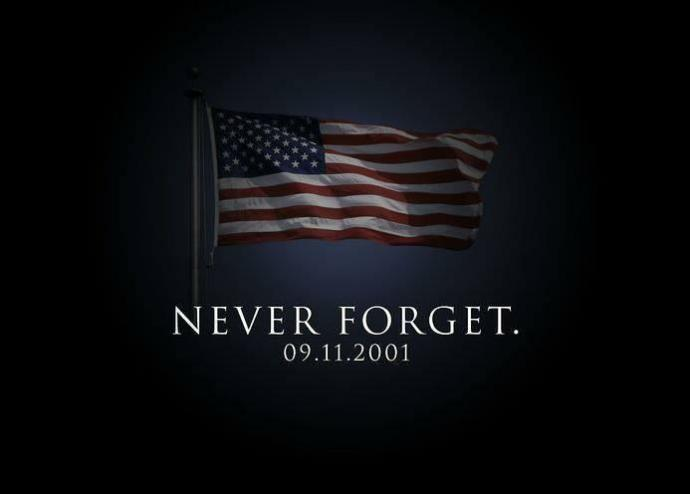 September 11th 2020 - 19 YEARS - WE REMEMBER - WE WILL NOT FORGET