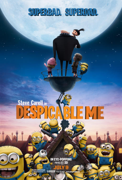 Five of my favorite Non Disney/Non Ghibl animated films