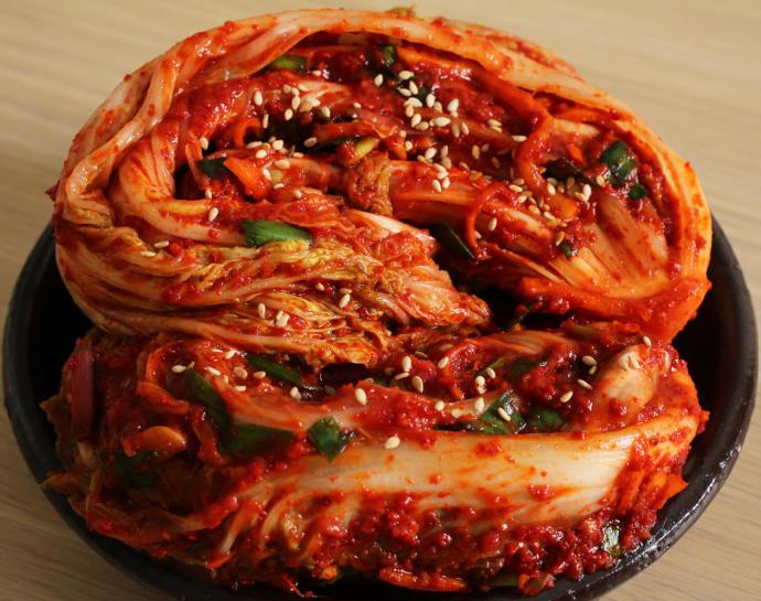 Kimchi - a Korean household staple