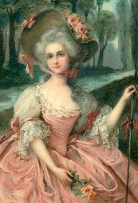 The beauty of the 18th century