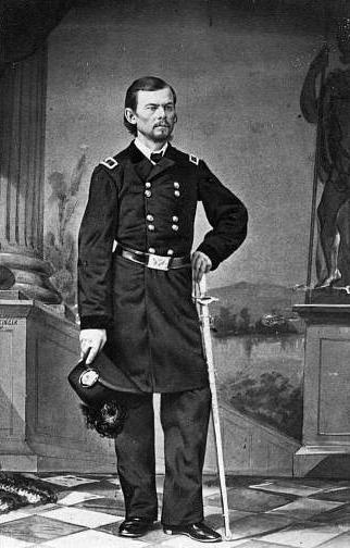 Franz Sigel, German-American Union officer