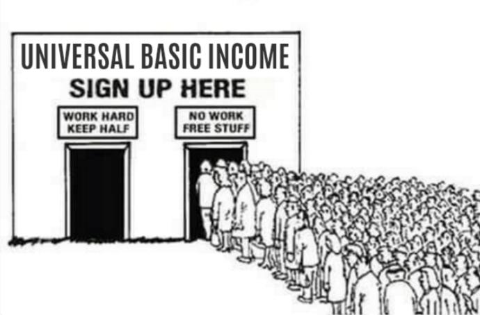 Universal basic income - will it work?