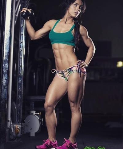 You look like a man - my stance on muscular women