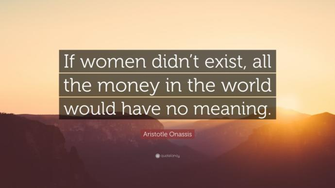 Think women are free? Think again!