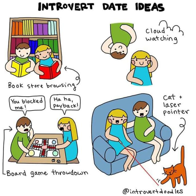 Dating Tips For The Shy-Introverted People