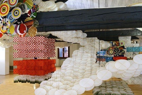 Roderick Conway Morris, 55th Venice Biennale