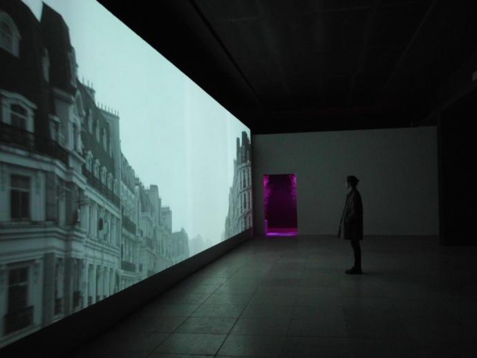 Jesper Just, Intercourses, Venice Biennale art show