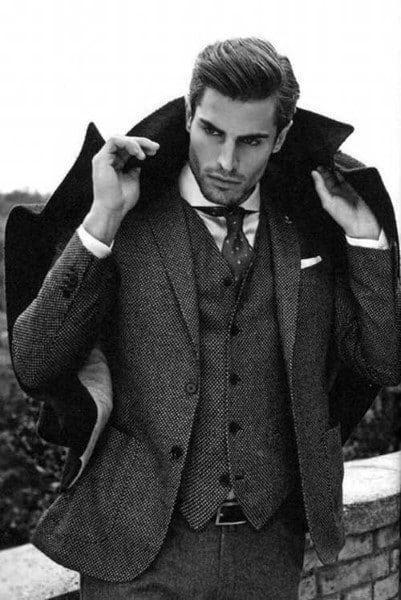 The cultured gentleman