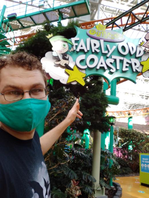 My Trip to the Mall of America