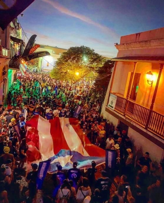 La Fiesta de la Calle San Sebastián