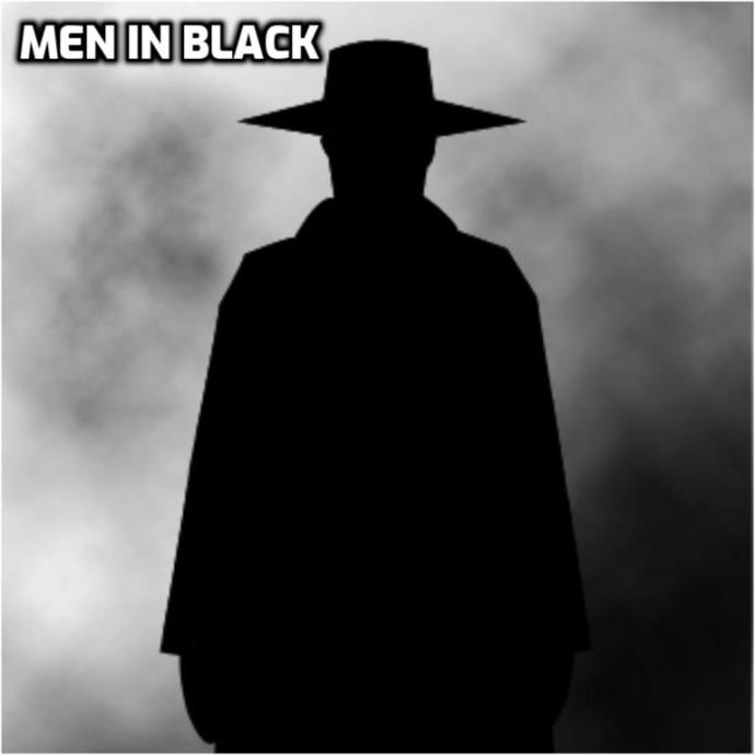The Men In Black: A Weird And Creepy Experience That I Once Encountered