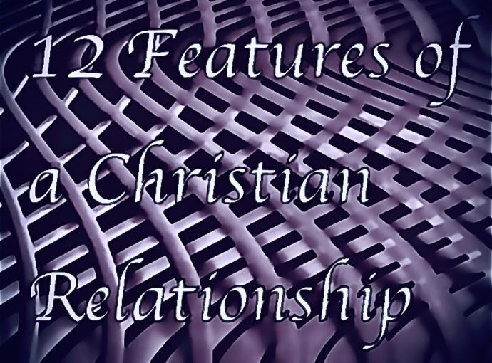 A Continuation from yesterday - 12 Traits of Authenticity - Bible Talk