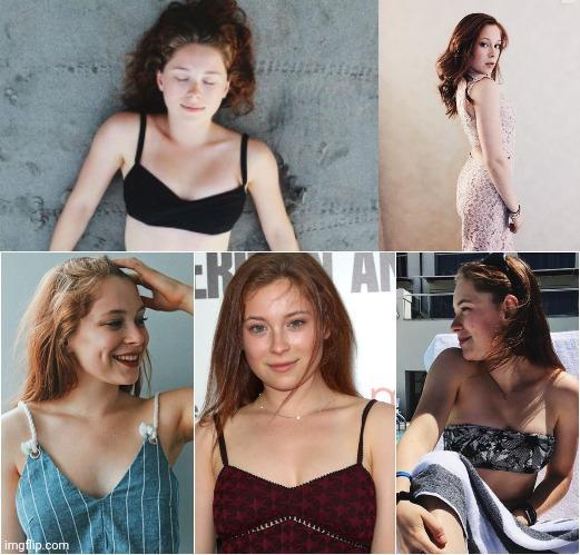 Top up and coming actresses to set 2021 on fire (please no sleazy comments)