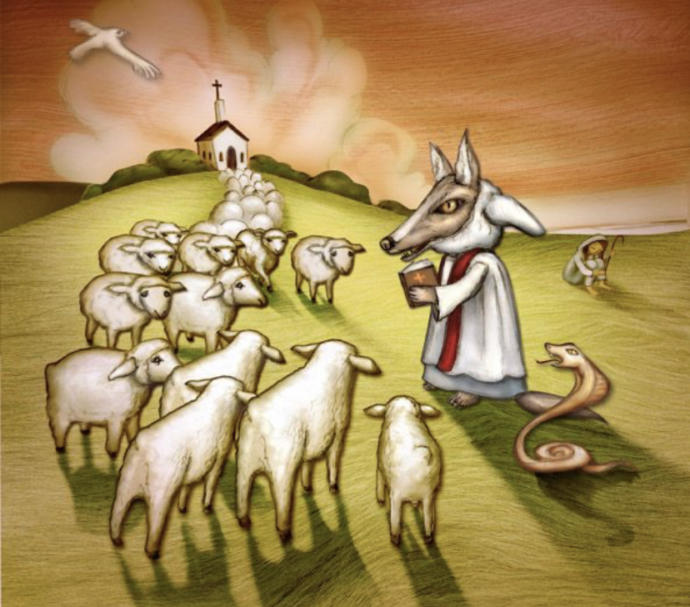 How to identify a false prophet according to Jesus