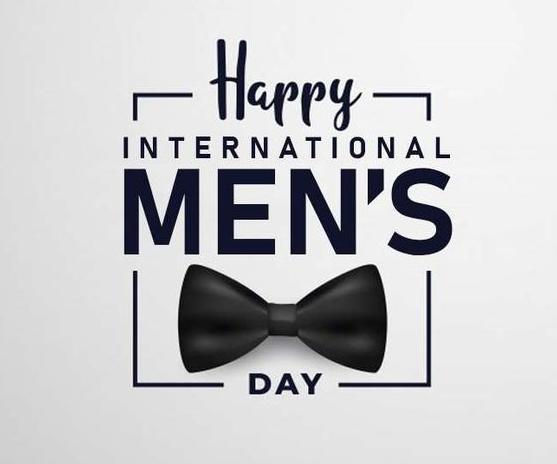 Happy international mens day everybody