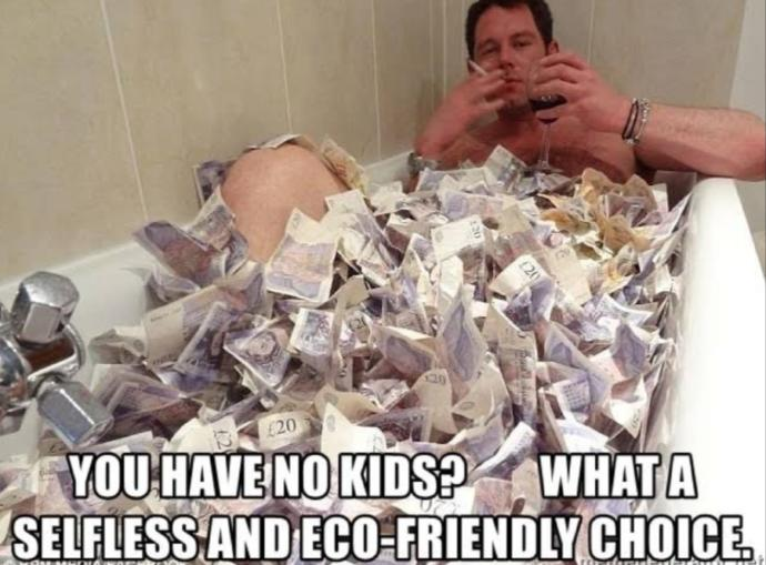It is totally normal to be childless by choice!