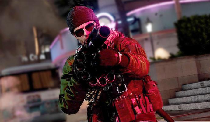Russel Adler in multiplayer