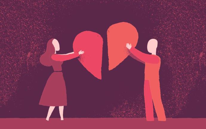 Falling in love platonically
