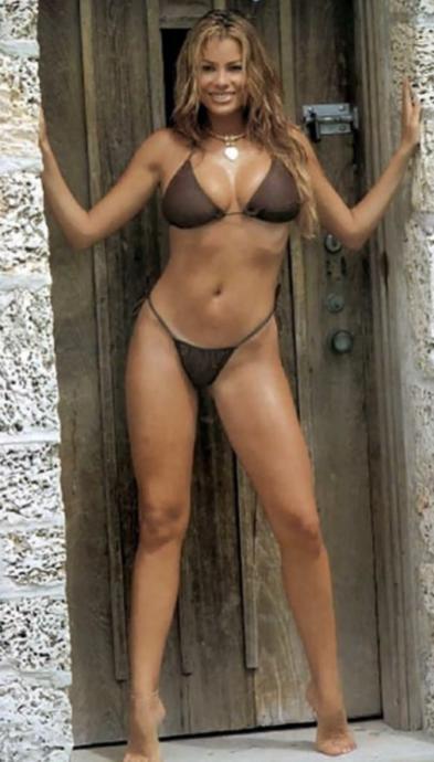 Sofia Vergara, a kibbe verified soft dramatic