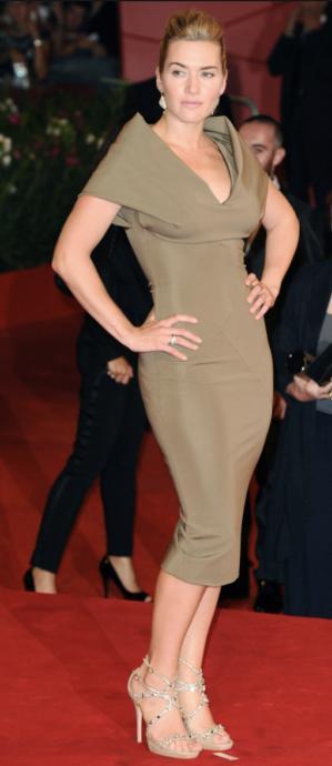 Kate Winslet, a kibbe verified romantic