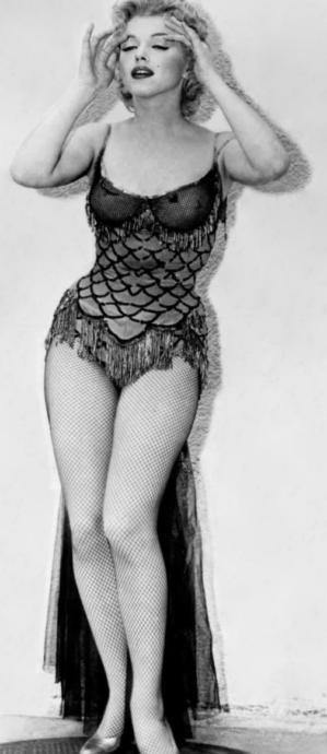Marilyn Monroe, a kibbe verified romantic