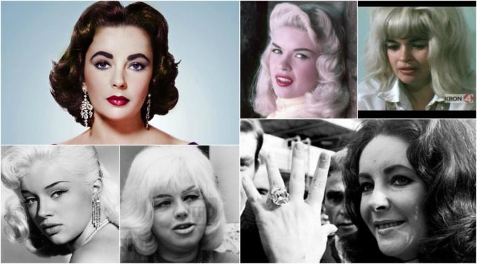 Actresses Before & After Drugs/Alcohol/Health Issues
