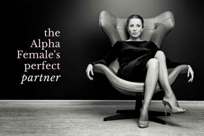 Confessions of a Ladies Man: Alpha Females want Alpha Males Too!