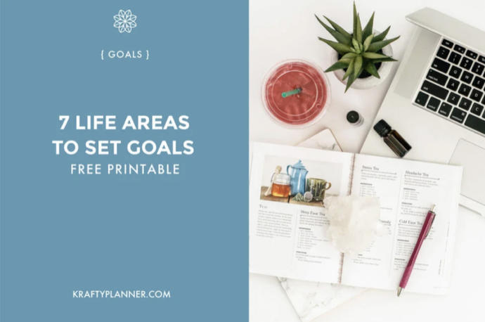 This is my goal setting guide for Christians and other believers