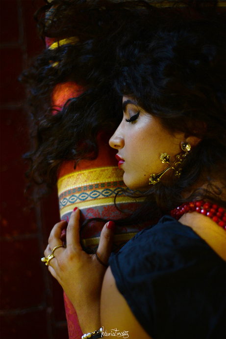 Sicilian Woman