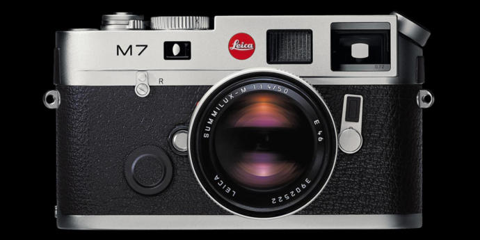 "the Laica ""M"" series is Probably the most famous rangefinder camera"