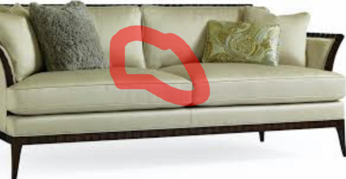 couch gaps, really?