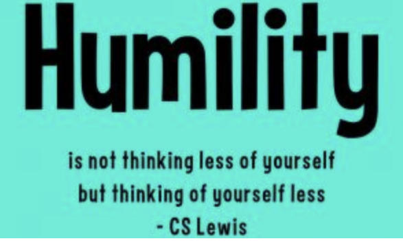 What Humility is and what it is not