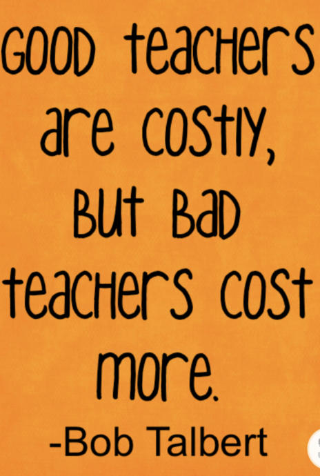 The difference between a good religious teacher and a bad one - bible talk