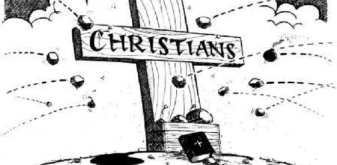 The persecution of Christians