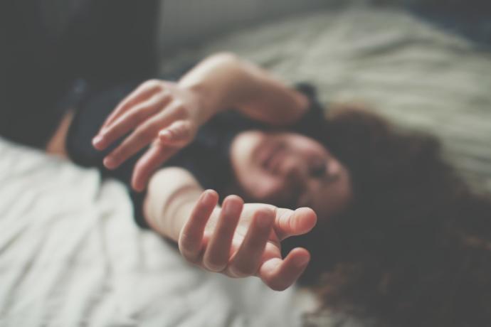 A cuddling moment part 2