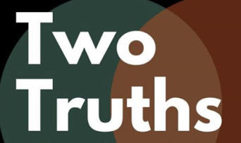Two things I learned this week - Bible talk
