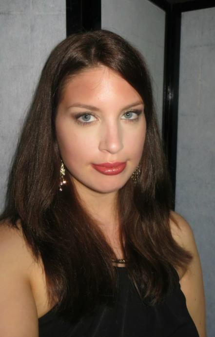 She has the same eye color as Adriana Lima, but her eye shape is very different.